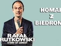 Homar z Biedronki - RAFAŁ RUTKOWSKI | Stand-Up | Cały Występ (2019)