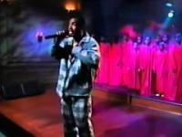 Coolio z mega hitem lat 90 - Gangsta's Paradise live w amerykanskiej telewizji