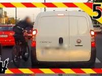Agresja drogowa na warszawskich ulicach