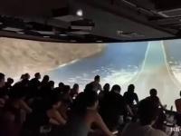 Specjalna animacja w fitness klubie