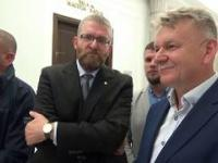 Grzegorz BRAUN i rolnicy Konfederacji OSTRO: Trybunał Stanu dla ministra rolnictwa!
