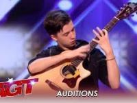Marcin Patrzalek w America's Got Talent 2019