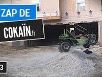 Ekstremalna jazda quadem, czyli kompilacja Le Zap de Cokaïn.fr n°103