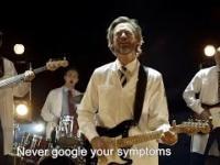 Nigdy nie googluj objawów swojej choroby