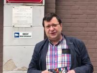 Zbigniew Stonoga wyszedł zza krat i już nagrywa filmy w starym stylu