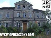 Niezwykły opuszczony dom