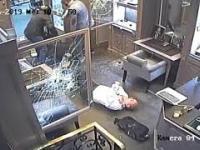 Paryż: Napad na sklep z Rolexami