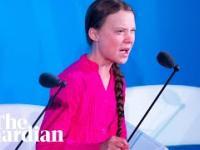 Słynne przemówienie, w którym nastoletnia Greta Thunberg oskarża światowych przywódców