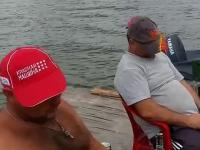 To był udany dzień na rybach