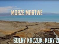 Znikające Morze Martwe