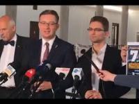KONFEDERACJA pozywa TVP w trybie wyborczym! WINNICKI, KORWIN 27.09.2019