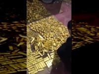 13 ton złota w piwnicy byłego chińskiego urzędnika
