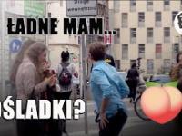 Czy mam Seksowne Pośladki? PRANK! Jak podchodzić do kobiet na ulicy - INFIELD