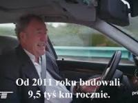 Jeremy Clarkson parę słów o autostradach w Chinach