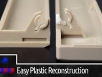 Prosty i trwały sposób naprawy plastików