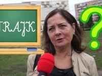 Czy Polacy popierają strajk nauczycieli?