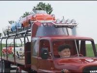 Czeskie samochodziki na pedały