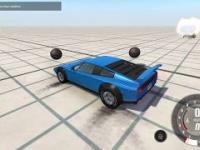 Fizyka zniszczeń w grze BeamNG