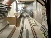 Przejazd po nowym, wolskim odcinku metra