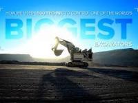 Polak przerobił największą koparkę na świecie