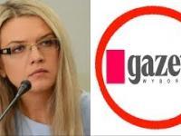 Małgorzata Wasserman KONTRA Gazeta Wyborcza! 10.10.2019