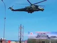 Defilada wojskowa w Indonezji