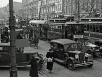 Niedziela w Warszawie w 1938 roku