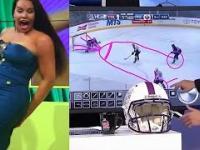 5 żenujących wpadek w telewizji - spróbuj się nie zaśmiać (tv fails, bloopers)