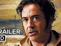 Robert Downey Jr. jako Doktor Dolittle