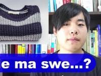 Japończyk tłumaczy Polakom język polski
