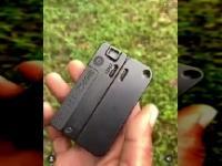 Kieszonkowy składany pistolet