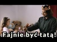 Fajnie być tatą, ale nie w Polsce
