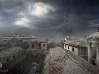 Animacja pokazująca erupcję Wezuwiusza w 79 roku