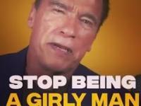 Arnold motywuje do ćwiczeń