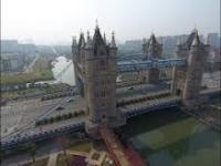 Chiny, miasto widmo wybudowane za roczny budzet Polski.