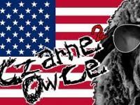 Polacy w USA, domowa prowizorka, menel strzela focha