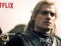 The Witcher - nowy zwiastun wiedźmina od Netflixa