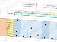 Automat perkusyjny w MS Excel