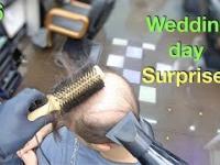 Fryzjerski upgrade w dzień ślubu