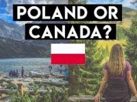 Dwie Brytyjki zachwycają się polskimi Tatrami (i porównują do Kanady)