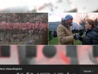Posłanka Wielgus ma pretensje, że usunięto jej blokadę legalnego marszu