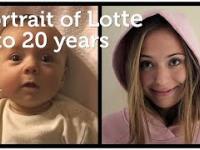 Dziewczyna od narodzin do 20 roku życia