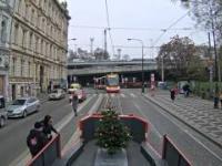 Bezpłatna podwózka tramwajem w Pradze