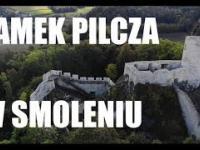 Proroczy zegar w Smoleniu - Zamek Pilcza