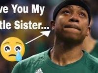 Gracz NBA stracił swoją siostrę w wypadku samochodowym. Nie pojechał na pogrzeb, tylko zagrał mecz o mistrzostwo!