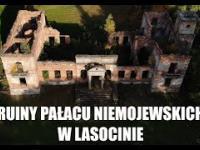 Tragiczna walka z kłusownictwem - ruiny pałacu Niemojewskich w Lasocinie