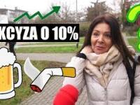 Co Polacy myślą o podwyżce akcyzy na alkohol i wyroby tytoniowe?