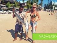 Madagaskar - ojczyzna lemura i baobabów. Afryka 4K