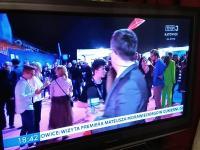 Wpadka prezentera TVP Katowice - na żywo