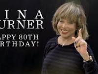 Tina Turner świętuje dzisiaj swoje 80-te urodziny!